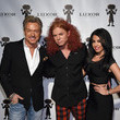 Chris Phillips Carrot Top 10th Anniversary Celebration at The Luxor in Las Vegas