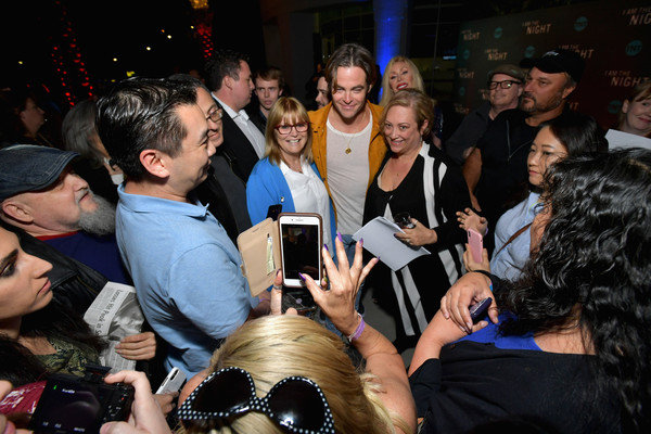 TNT's 'I Am The Night' FYC Event