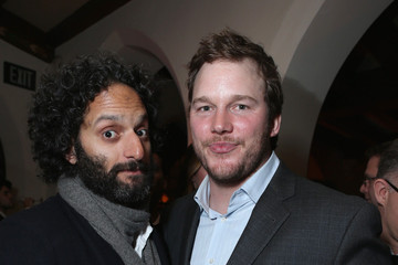 Chris Pratt GREY GOOSE Pre-Oscar Party