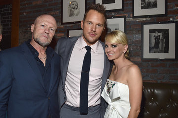 Chris Pratt 'Guardians of the Galaxy' Afterparty in Hollywood