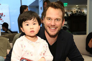 Friday: Chris Pratt - The Week In Pictures: April 24, 2015
