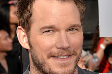 Chris Pratt Arrivals at the MTV Movie Awards — Part 2