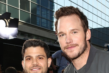 Chris Pratt Arrivals at the MTV Movie Awards — Part 3