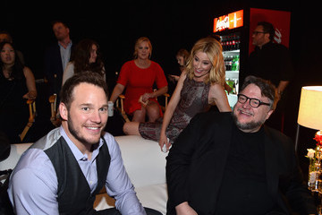 Chris Pratt CinemaCon 2015 - Universal Pictures Invites You To An Exclusive Product Presentation Highlighting Its Summer Of 2015 And Beyond