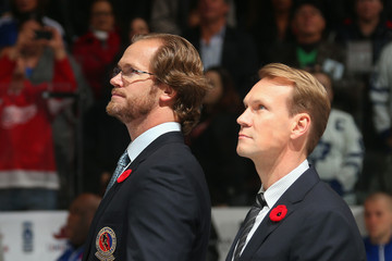 Chris Pronger 2015 Hockey Hall of Fame - Legends Classic