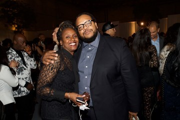 Chris Robinson BET's 'The New Edition Story' Premiere Screening - After Party