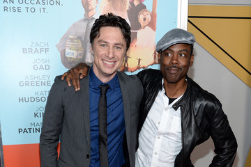 Chris Rock 'Wish I Was Here' Screening in NYC