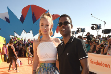 Chris Rock Nickelodeon's 28th Annual Kids' Choice Awards - Red Carpet