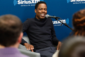 Chris Rock Chris Rock Drops by 'Sway in the Morning'