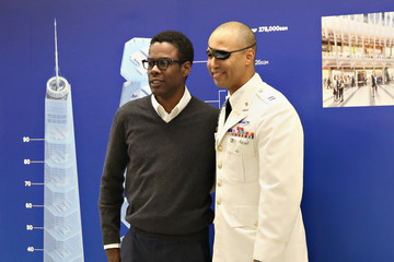 Chris Rock Headstrong's Projects 3rd Annual Words of War Event