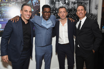 Chris Rock 2018 GOOD+ Foundation 'An Evening of Comedy + Music' Benefit Presented By Samsung Electronics America - Program & Performances