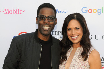 Chris Rock 2015 Global Citizen Festival in Central Park to End Extreme Poverty by 2030 - VIP Lounge