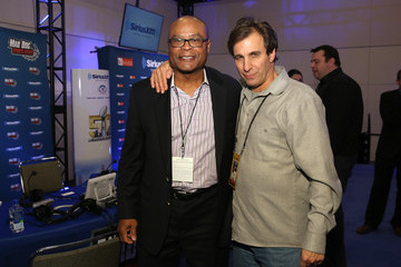 Chris Russo SiriusXM at Super Bowl 50 Radio Row - Day 1