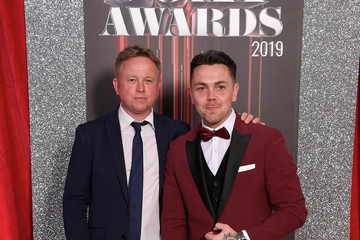 Chris Simmons The British Soap Awards 2019 - Red Carpet Arrivals