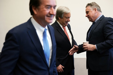 Chris Smith House Foreign Affairs Chairman Ed Royce Hosts Committee Meeting With United Nations  Secretary General Antonio Guterres