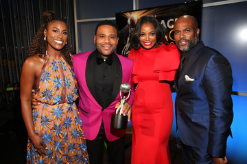 Chris Spencer 48th NAACP Image Awards - Backstage and Audience