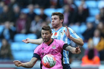 Chris Stokes Coventry City v Northampton Town - The Emirates FA Cup First Round