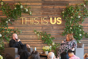 Chris Sullivan NBC's 'This Is Us' Pancakes With The Pearsons - Panel