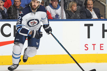 Chris Thorburn Winnipeg Jets v Toronto Maple Leafs