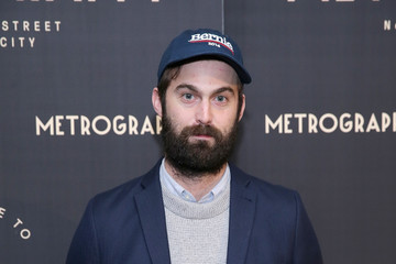 Chris Tomson Metrograph Opening Night