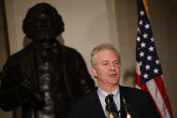 Chris Van Hollen Frederick Douglass's Birthday Is Honored on Capitol Hill