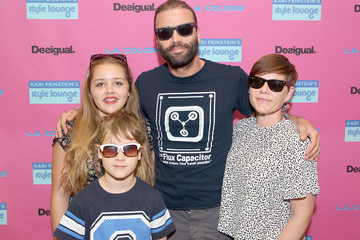 Chris Wolstenholme Kari Feinstein's Music Festival Style Lounge - Day 2