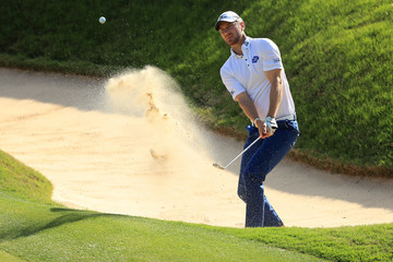 Chris Wood World Golf Championships-Dell Match Play - Round One