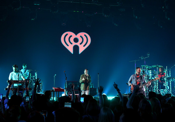iHeartRadio Album Release Party With Bastille
