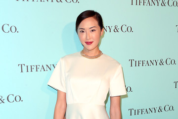 Chriselle Lim Tiffany and Co. Celebrates the Unveiling of Its Renovated Beverly Hills Store
