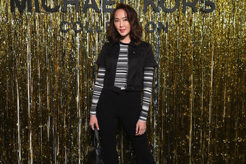 Chriselle Lim Michael Kors Collection Fall 2019 Runway Show - Backstage