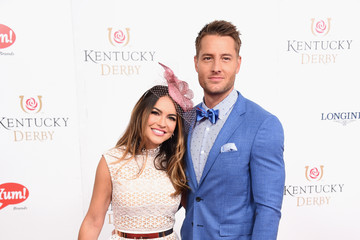 Chrishell Stause 143rd Kentucky Derby - Red Carpet