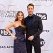 Chrishell Stause 25th Annual Screen Actors Guild Awards - Arrivals