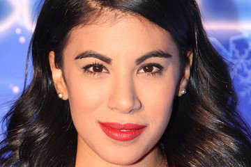 Chrissie Fit The Queen Mary's CHILL Tree Lighting Ceremony