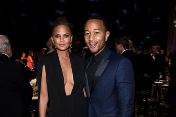 Chrissy Teigen The 42nd Annual Daytime Emmy Awards - Backstage And Audience