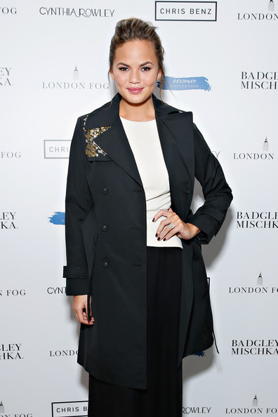 Chrissy Teigen Hosts London Fog Celebration