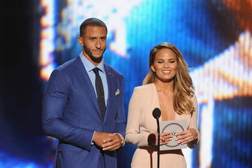 Chrissy Teigen Inside the 2014 ESPYS — Part 2