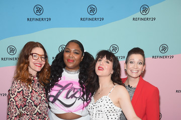 Christene Barberich Amy Emmerich Refinery29 Presents: The World Of Abundance At New Fronts NYC 2018
