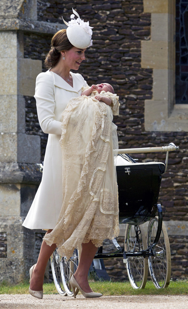 Kate Middleton Photos Photos The Christening Of Princess