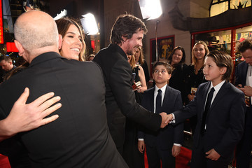 Christian Bale Premiere of Open Road Films' 'The Promise' - Red Carpet