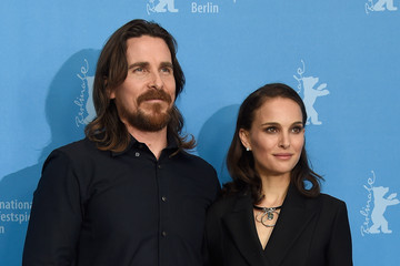 Christian Bale 'Knight of Cups' Photocall - 65th Berlinale International Film Festival
