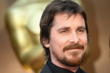 Christian Bale Arrivals at the 86th Annual Academy Awards — Part 14