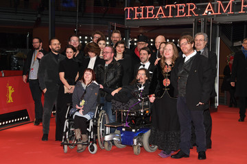 Christian Bayerlein 'Touch Me Not' Premiere - 68th Berlinale International Film Festival
