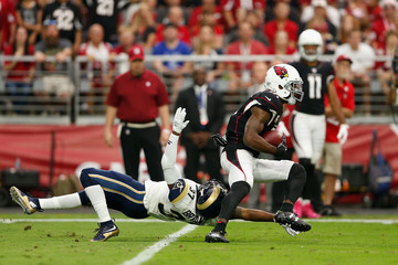 Christian Bryant St Louis Rams v Arizona Cardinals