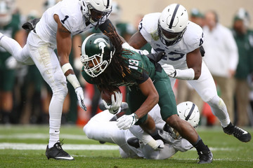 Christian Campbell Penn State v Michigan State