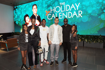 Christian Casey Combs 'The Holiday Calendar' Special Screening Los Angeles