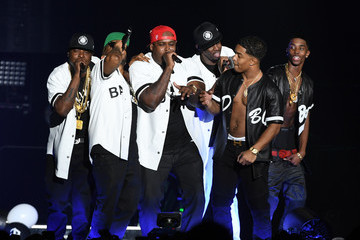 Christian Combs Puff Daddy and Bad Boy Family Reunion Tour at The Forum in Inglewood, CA
