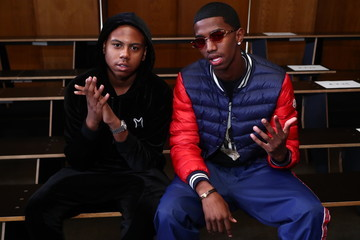 Christian Combs Galtiscopio - Front Row/Backstage - September 2017 - New York Fashion Week: First Stage
