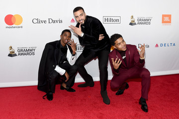 Christian Combs French Montana Grammy Salute To Industry Icons Honoring Jay-Z - Arrivals
