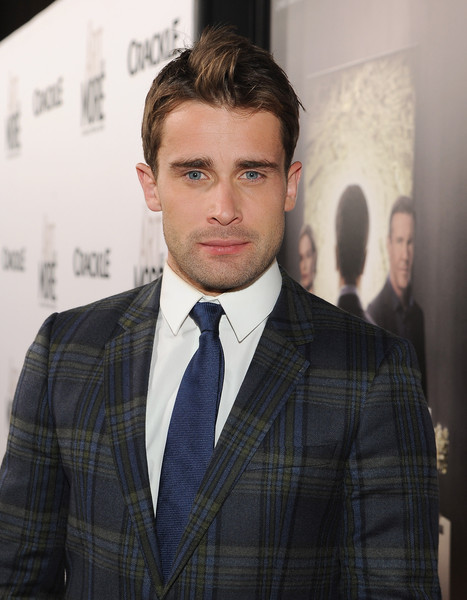Christian Cooke Photos Photos - Premiere of Crackle's 'The ...