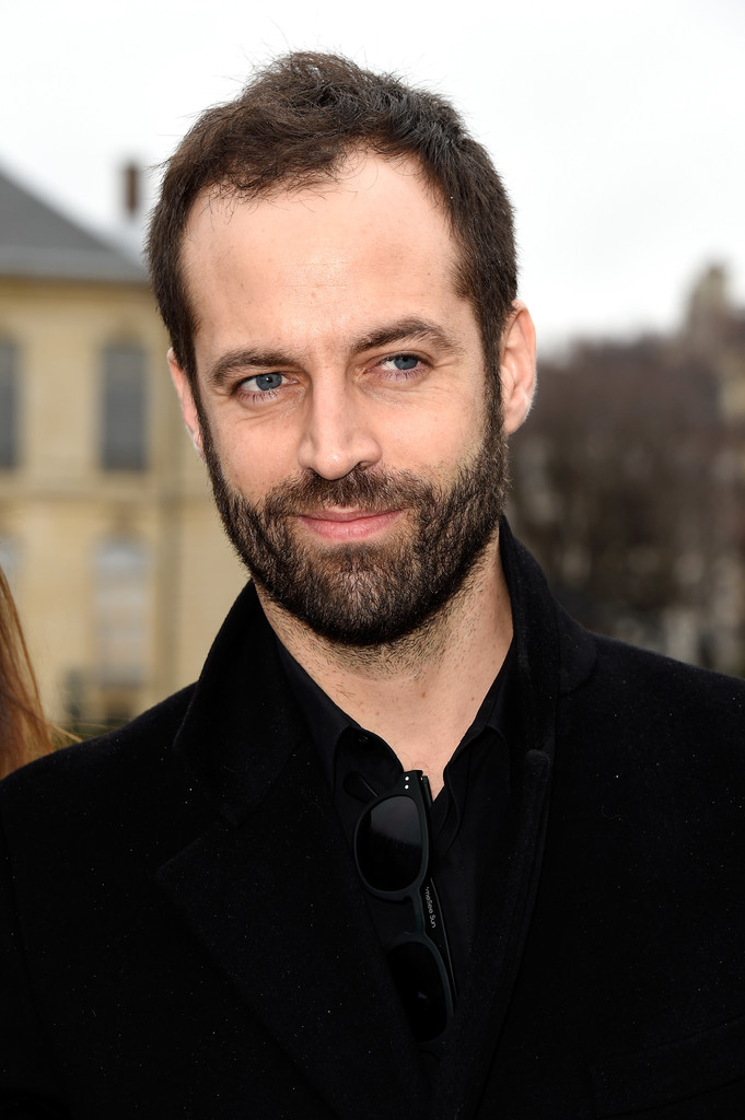 Benjamin Millepied Photos Photos - Arrivals at Christian ...